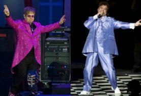 Elton John nunca quiso con Juan Gabriel, revela el británico