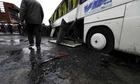 Sube a 74 los muertos tras doble atentado en Damasco; ex filial de Al Qaeda se lo reivindica