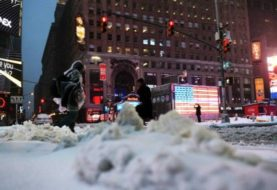 Casi 6 mil vuelos cancelados en noreste de Estados Unidos por tormenta invernal