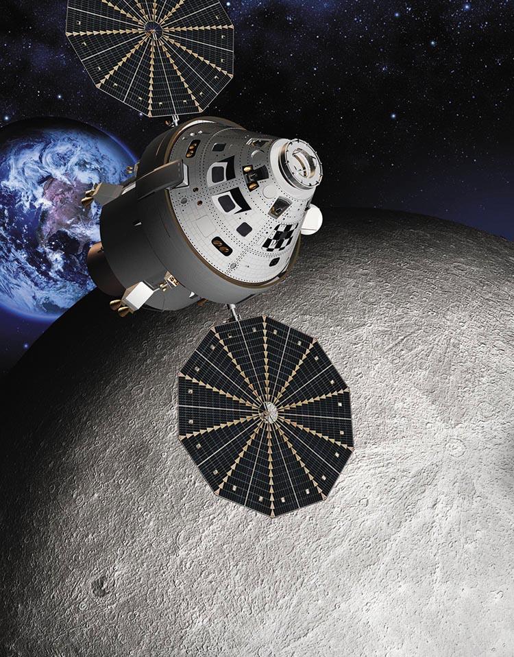 Orion-Mission