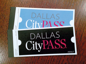 Dallas CityPASS - Adult and Child